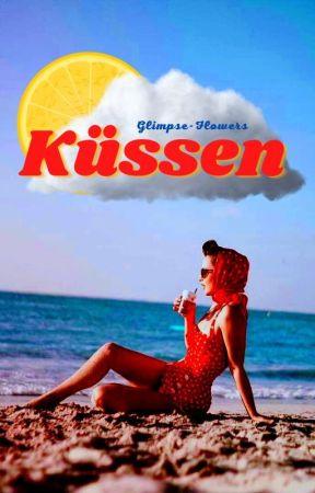 Küssen. [Larry Stylinson] by Infesstissumam