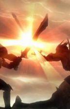 Clashing by Spidey_Senpai4