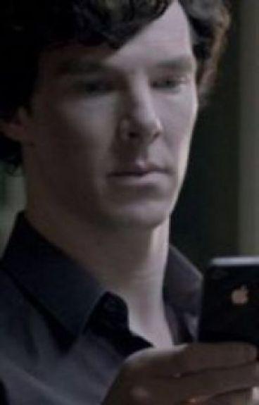 Chatroom-Sherlock x reader