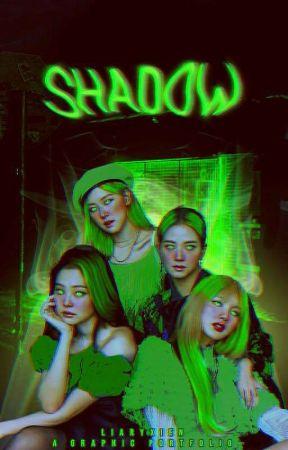 Shadow: a graphic portfolio  by liaryxien