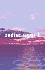 Zodiac Signs 2 by iiFieryFox
