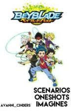 Beyblade Burst No.2 {Boyfriend x Readers} Requests Are CLOSED by Avanni_Cinders