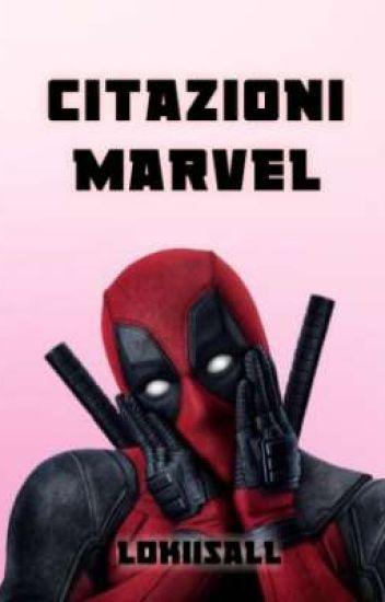 Citazioni Marvel Completa Lokiisall Wattpad