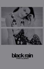 BLACK RAIN ━━ scott mccall¹ by gihlbert