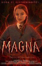 MAGNA   Harry Potter [1] by SlytherinBitch_
