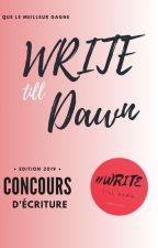 Write Till Dawn   Inscriptions Ouvertes by writetilldawn_