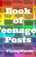 Book of Teenager Posts by FlyingWords
