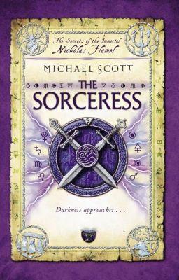 Đọc truyện THE SORCERESS | NỮ PHÙ THỦY - Bí mật của Nicholas Flamel bất tử