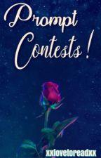 Writing( Prompts) Contests!  by xxlovetoreadxx