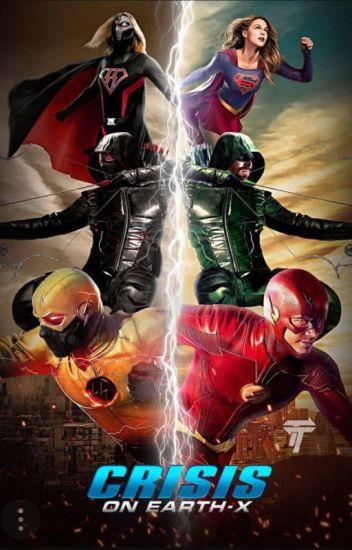 Superflash - Crisis on Earth X (Volume 1)