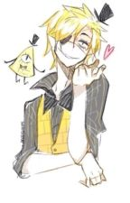Human bill cipher x reader  by LuluTheEyeless