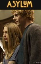 American Horror Story Asylum- Tate and violet by Widely_Despised