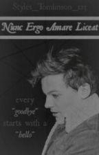 Nunc Ergo Amare Liceat || Larry Stylinson (Italian translation) by RoseGoldScomiche
