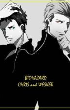 Albert Wesker x Christopher Redfield: Resident Evil Love Story Fanfiction??? by WiskerWesker