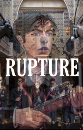 Rupture || The Umbrella Academy by fanfic_ahollic