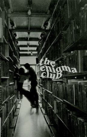 THE ENIGMA CLUB by burnsided