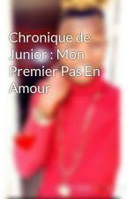 Chronique de Junior : Mon Premier Pas En Amour by JuniiorWally