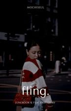 Fling || SEULMIN X JUNGRI by mochiseul