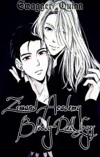 Ziward Academy: Bloody-Red Eyes by Swagger_Quinn