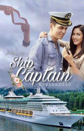 """✴""""Ship Captain"""" ✴ [END] by ErvinaES20"""