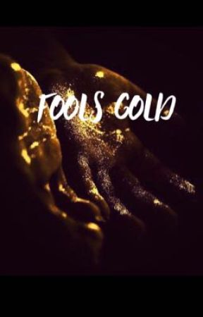 Fools Gold- Percy Jackson by isiteasier_tho