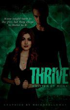 Thrive ▷ Kai Parker by Memoo_Writes