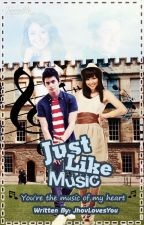 Just Like Music by JhovLovesYou