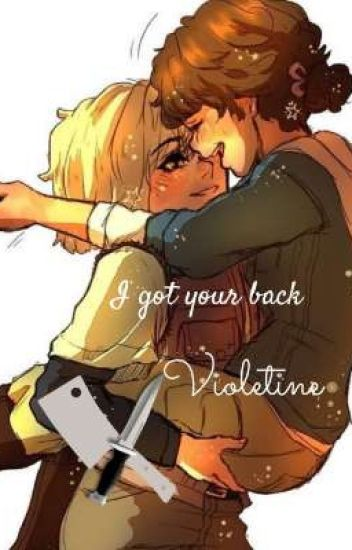 I got your back (Violetine)