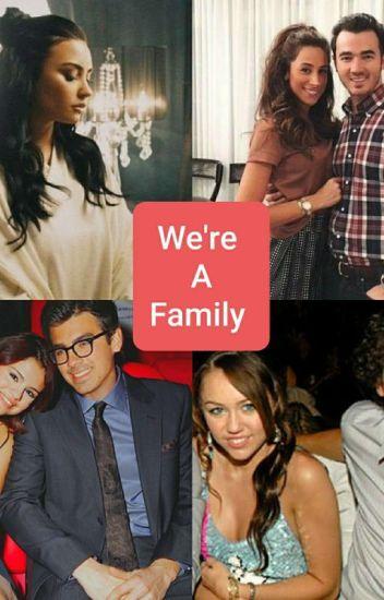 We're a family (Jonas Fanfiction)