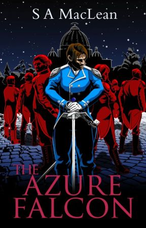 The Azure Falcon ✔️ (The Rose Killer #3) by Sarah_MacLean