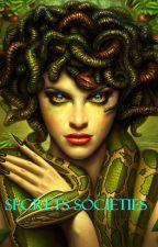 Snake hair: secret societies (Draco x Reader) (Book 5) by maartjegeerlings