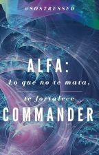 ALFA α : Commander #1. by sostressed