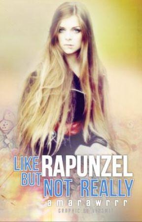 Like Rapunzel, but Not Really by amarawrrr