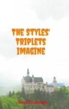 The Styles' Triplets Imagine by CalumsAllTimeLowTee