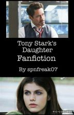 Tony Stark's daughter  by spnfreak07