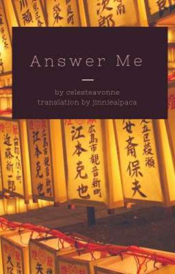 {Trad} Answer Me {TaeJin}