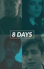 8 days - umbrella academy gif series by BrookeShutUp