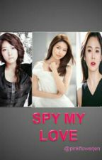 Spy My Love by pinkflowerjen