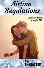 Airline Regulations - Wolfstar Fanfic (Muggle AU) #Wattys2019 by THEBESTSP