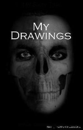My Drawings. by Natt_TheWorthlessOne