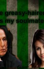 The greasy-haired git is my soul mate? by MichelleMSG