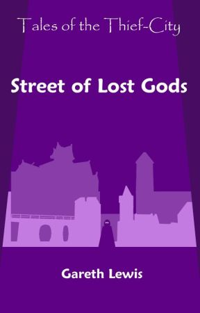 Street of Lost Gods by GarethLewis