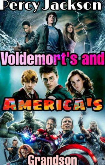 Percy is Voldemort's & Captain America's Grandson