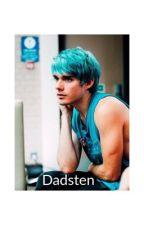 Dadsten (Awsten Knight) by strangely_lame