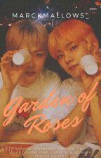 Garden of Roses | The Boyz AU [C. CH + J. CM] by marckmallows_