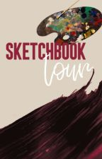 ❤SKETCH BOOK TOUR❤ by TOXICATED-_-STAYAWAY