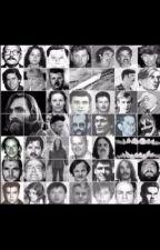 Serial Killers by AlexiaLynn2000