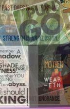 Percy Jackson Meets the Avengers (Percy Jackson Fanfiction) by FandomAvenger