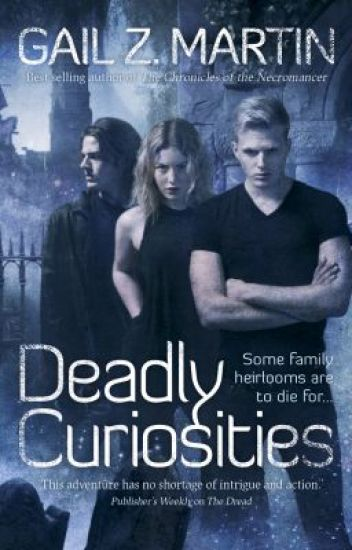Deadly Curiosities (Haunted)