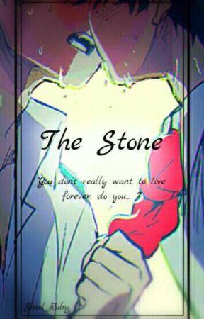"""The Stone""   BakuDeku    by Izu_Midoriya"